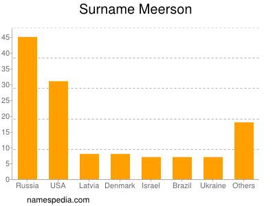 Surname Meerson