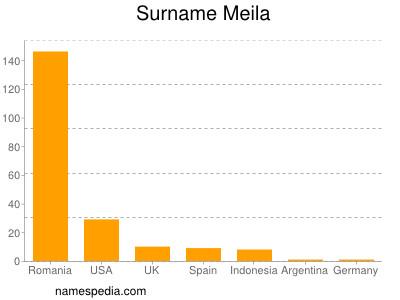 Familiennamen Meila