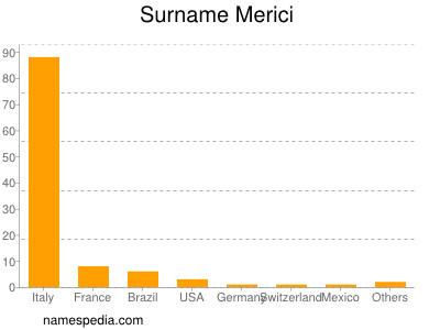 Surname Merici