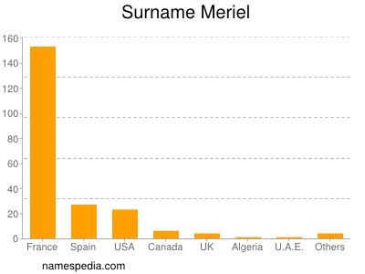 Surname Meriel