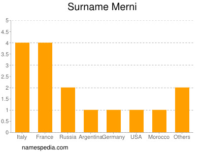 Surname Merni
