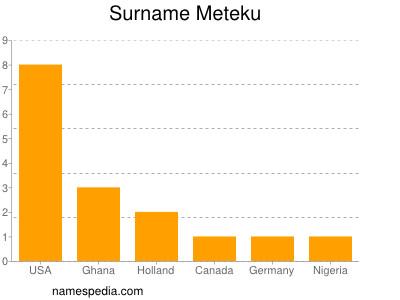 Surname Meteku