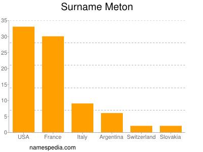Surname Meton