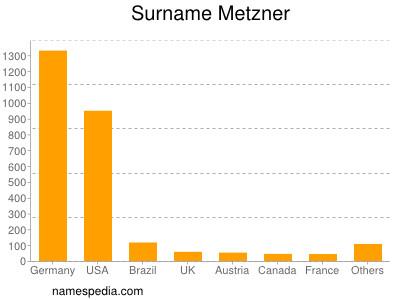 Surname Metzner