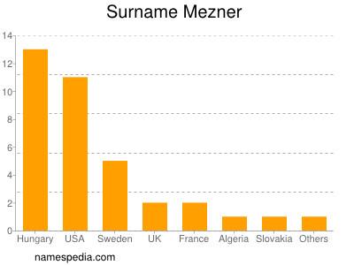 Surname Mezner