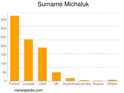 Surname Michaluk