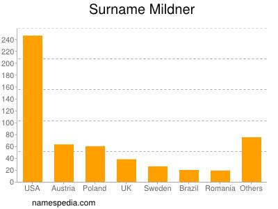 Surname Mildner