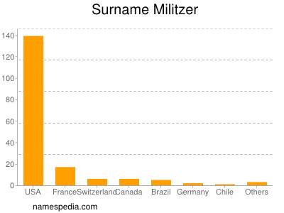 Familiennamen Militzer