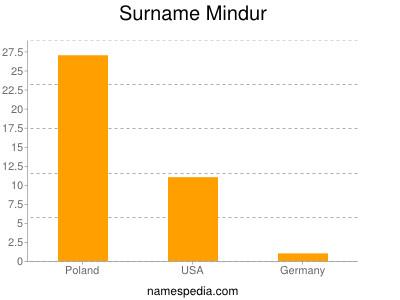 Surname Mindur