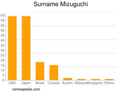 Surname Mizuguchi