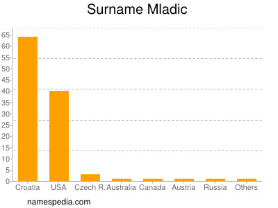Surname Mladic