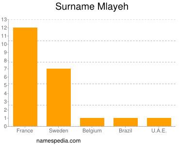 Surname Mlayeh
