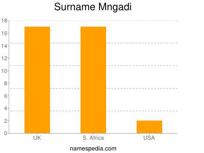 Surname Mngadi