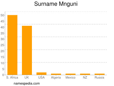 Surname Mnguni