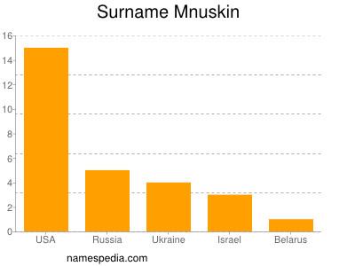 Surname Mnuskin