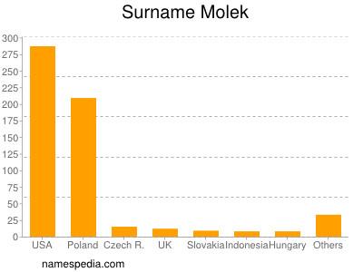Surname Molek