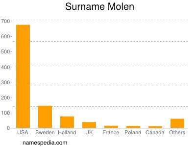 Surname Molen