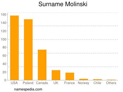 Surname Molinski