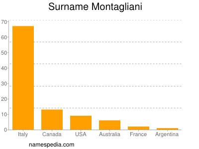 Surname Montagliani