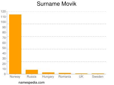 Surname Movik
