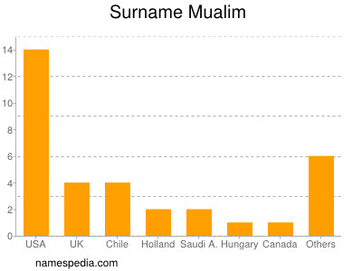 Surname Mualim