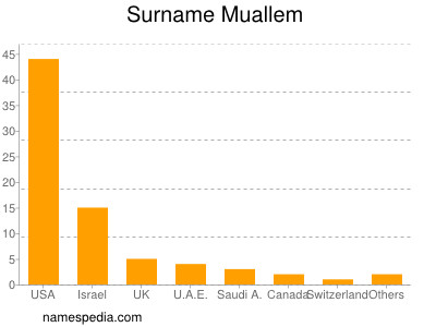 Surname Muallem