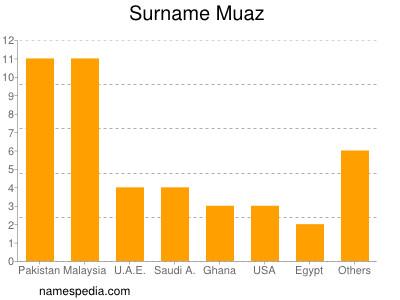 Surname Muaz