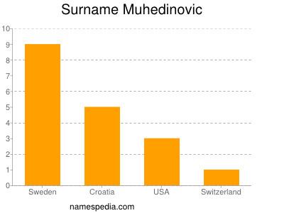 Surname Muhedinovic