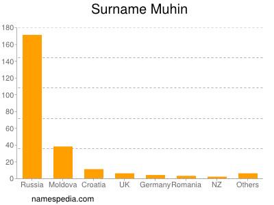 Surname Muhin