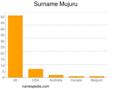 Familiennamen Mujuru
