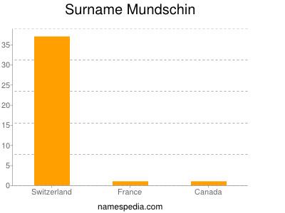 Surname Mundschin