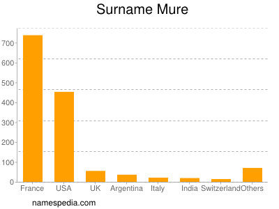 Surname Mure