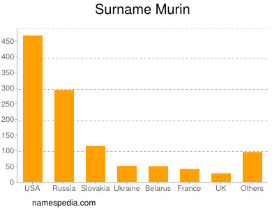 Surname Murin