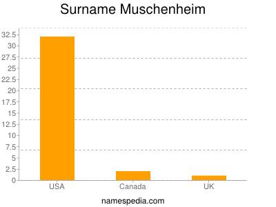 Surname Muschenheim