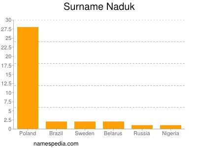 Surname Naduk