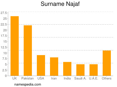 Surname Najaf