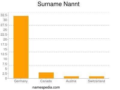 Surname Nannt