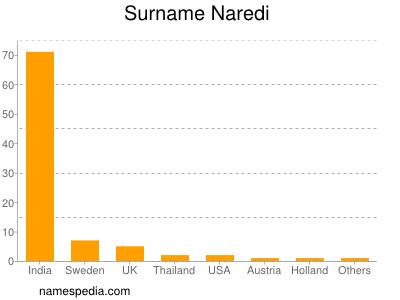 Surname Naredi