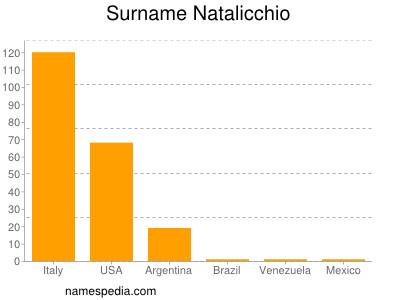 Surname Natalicchio
