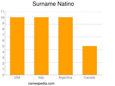 Surname Natino
