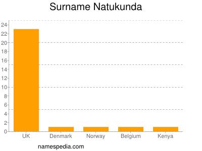 Surname Natukunda