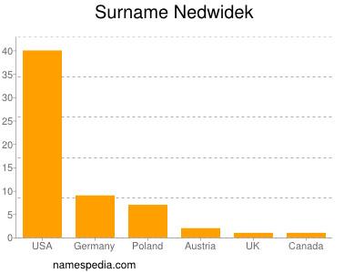 Familiennamen Nedwidek