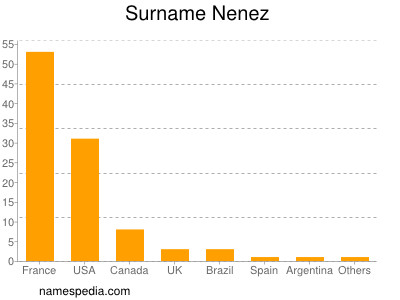 Surname Nenez