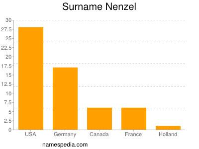 Surname Nenzel