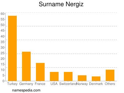 Surname Nergiz
