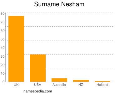 Surname Nesham