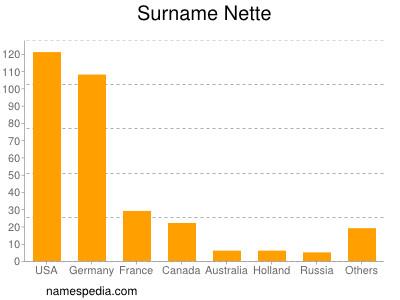 Surname Nette