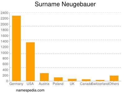 Surname Neugebauer