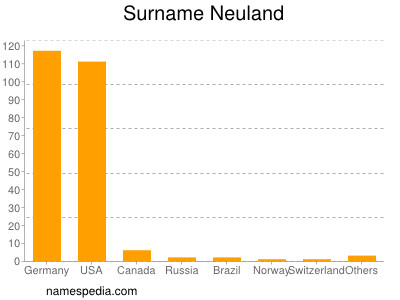 Surname Neuland