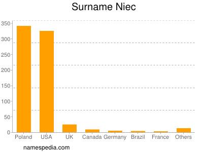 Familiennamen Niec